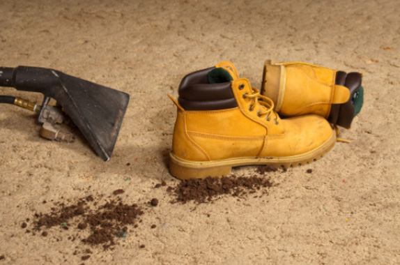Mud Dirty Carpet Cleaning